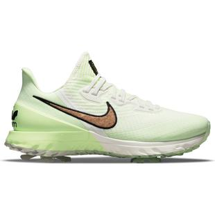 Chaussures à crampons Nike Air Zoom Infinity Tour NRG - Blanc/Vert