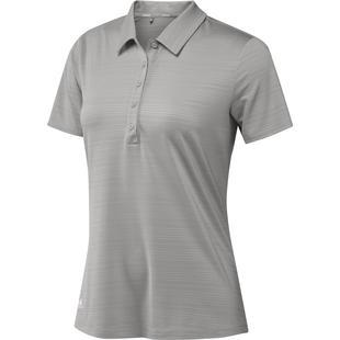Women's Microdot Short Sleeve Polo