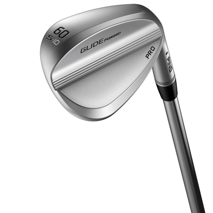 Glide Forged Pro Wedge with Steel Shaft