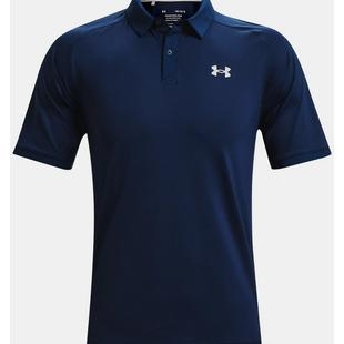 Polo Iso-Chill uni pour hommes
