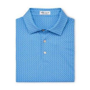 Men's Midnight Performance Jersey Short Sleeve Polo