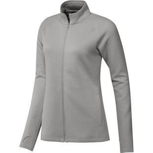 Women's Textured Full Zip Jacket