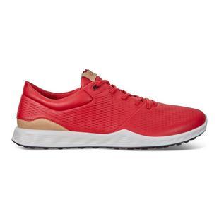 Women's S-Lite Hybrid Spikeless Golf Shoe-Red