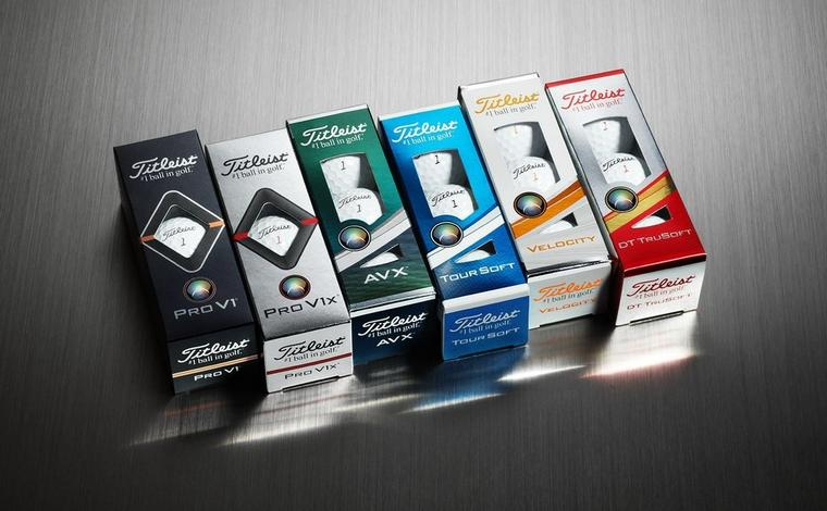 Find the right Titleist ball for your game