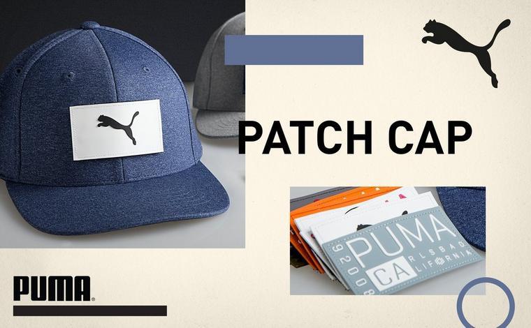 Puma Patch Caps