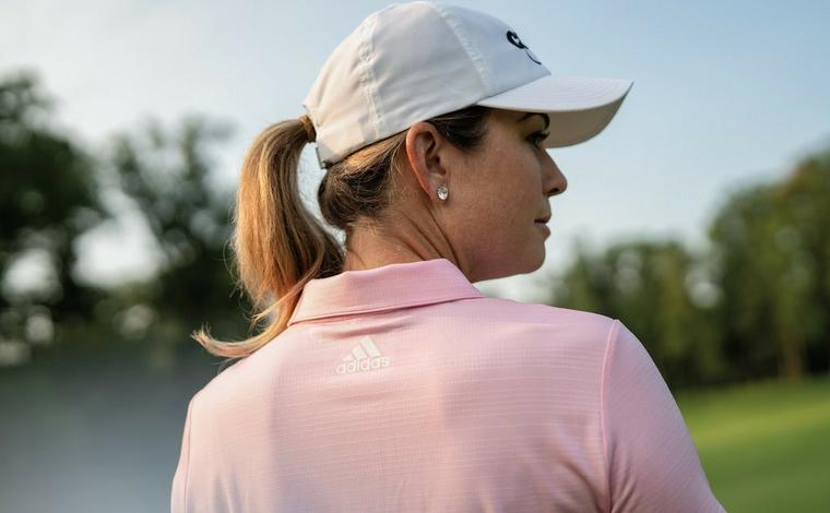 The Ultimate365 polo offers stretch, comfort and breathability so you can command the course.