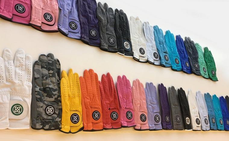 Pleins feux: Mossimo Giannulli de G/FORE adopte une approche colorée et stylée