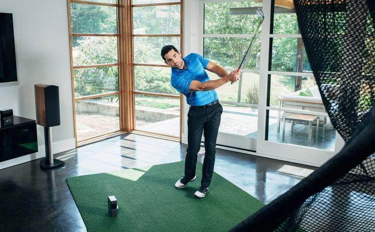 The best at-home golf training aids