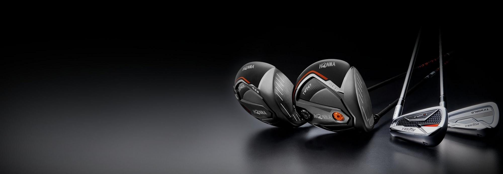 Honma TW-747 Clubs Available Now