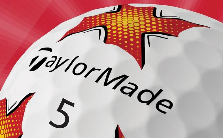 TaylorMade joins advanced visual technology golf ball trend