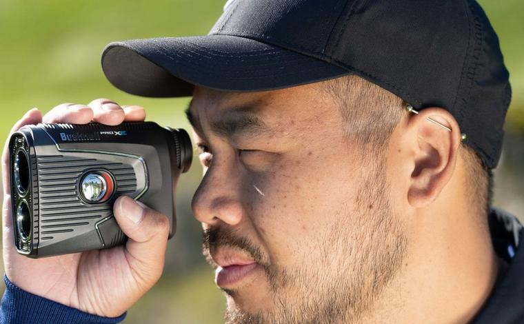 Bushnell Pro Xe takes range finders to next level