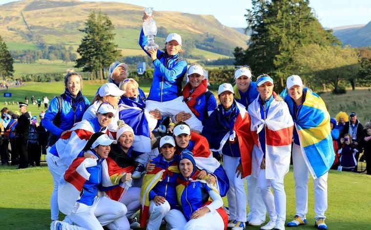 Team Europe wins 2019 Solheim Cup