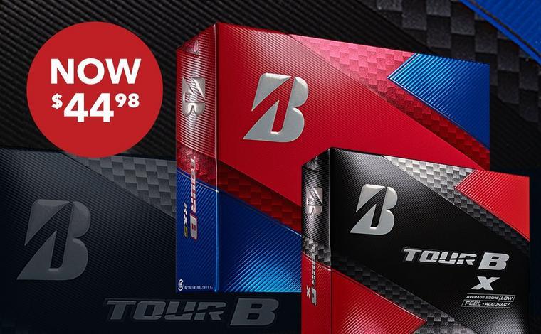 Bridgestone Tour B Series, 12pk - Only $44.98
