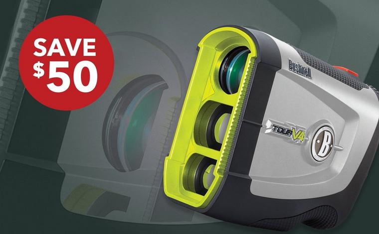 Bushnell Tour V4 Green Rangefinder - Only $349.98