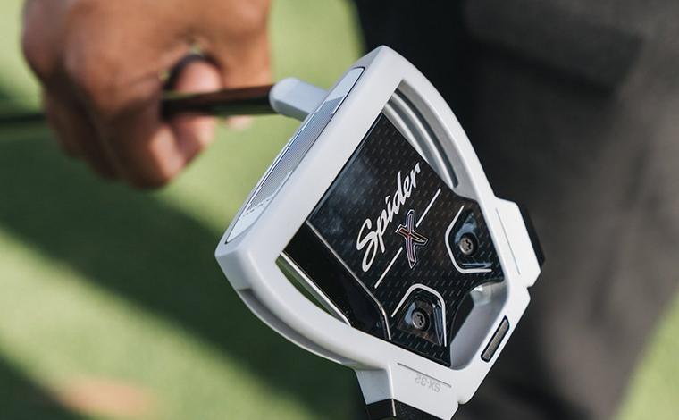 TAYLORMADE INTRODUCES NEW COLOUR OF ITS POPULAR SPIDER X PUTTER