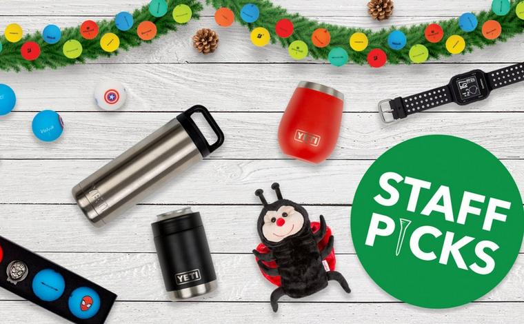 STAFF PICKS: STOCKING STUFFERS