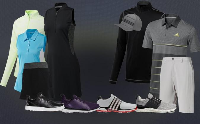Buy More, Save More on top adidas Clothing or Shoes