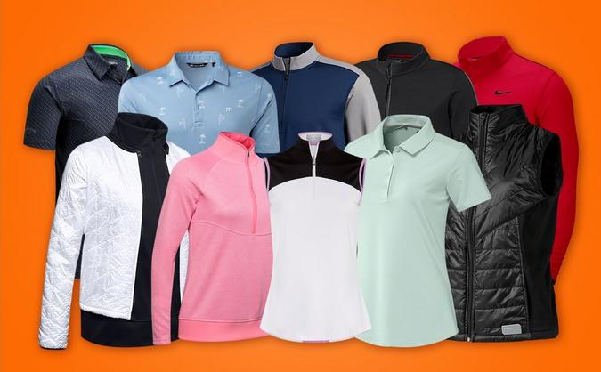 30% OFF POLOS, SWEATERS, JACKETS & MORE!
