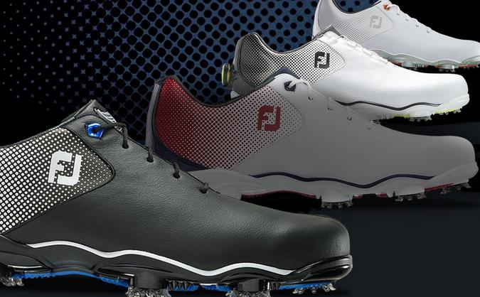 Save 40% on FootJoy Men's DNA Helix <br> & DNA BOA Spiked shoes