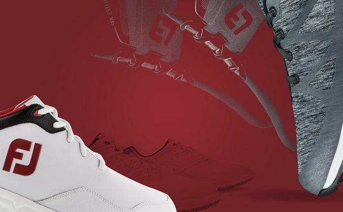 Save 40% on FootJoy Men's & Women's Shoes