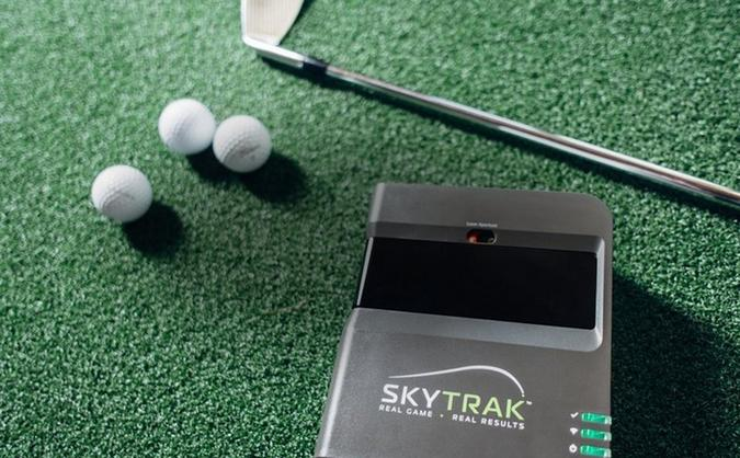 Save on the SkyTrak Simulator, Home Course Pro Net & more