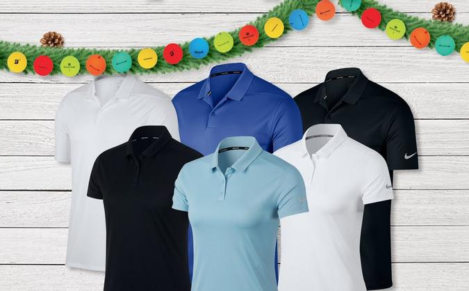 Victory & Peformance <br> Men's & Women's POLOS <BR> ONLY $29.98