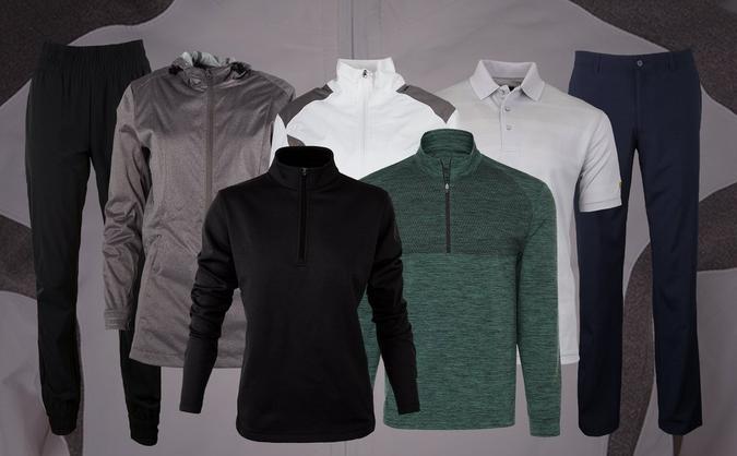 50% OFF <br> JACK NICKLAUS, MAGGIE LANE & NINE&NINE CLOTHING