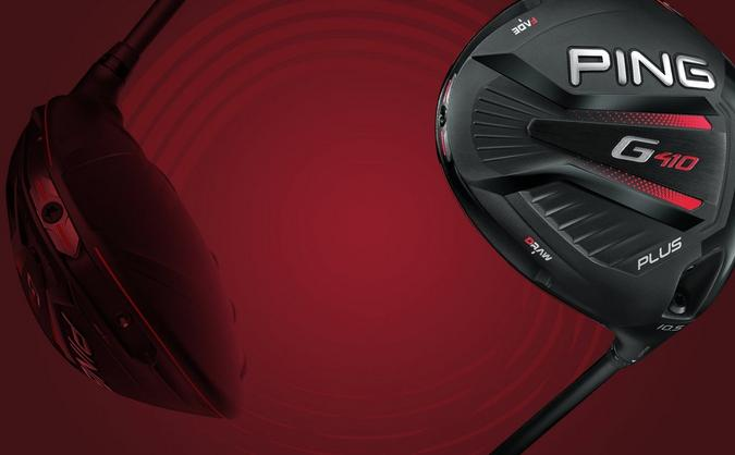 SAVE UP TO  $140 ON <br> PING G410 CLUBS