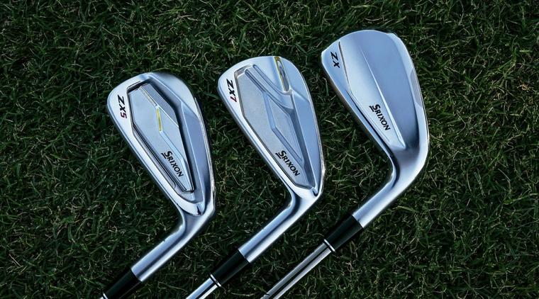 BEAUTIFUL POWER: SRIXON NEW ZX LINE OF IRONS HAS SOMETHING FOR EVERY GOLFER