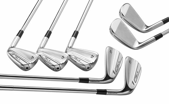 Now Available <br />P790 Iron & P790 UDI Irons