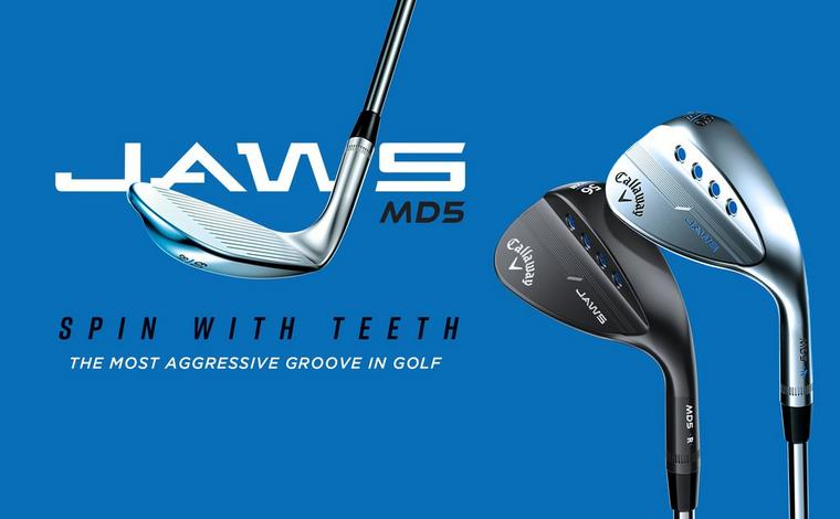 CALLAWAY INTRODUCES MD5 WEDGE