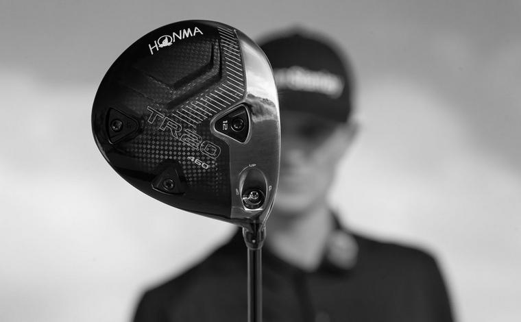 HONMA'S TR20 LINE OFFERS EXCEPTIONAL CRAFTSMANSHIP FOR EVERY PLAYER