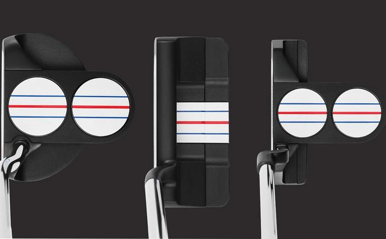 ODYSSEY HIGHLIGHTS VISUAL PERFORMANCE WITH NEW TRIPLE TRACK PUTTERS
