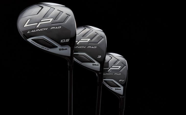 LIFT OFF—WILSON HITS MARKET WITH NEW LAUNCH PAD CLUBS