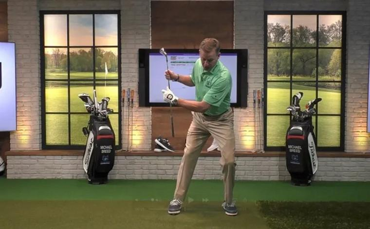 AN FJ FIX: HOW TO SHIFT FOR YOUR EFFICIENT GOLF SWING