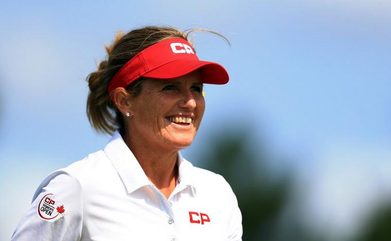 LORIE KANE INDUCTED TO CANADA'S SPORTS HALL OF FAME