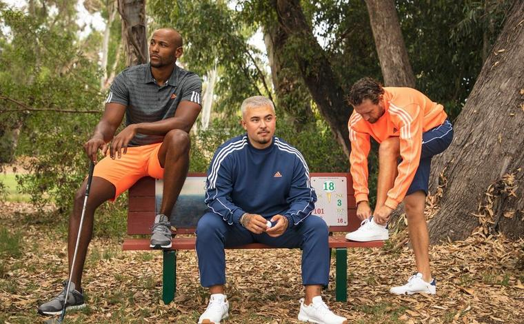 A FRESH LOOK FOR YOUR GAME WITH ADIDAS' COLLECTION 0