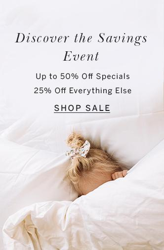 50% Off Specials | 25% Off Everything Else