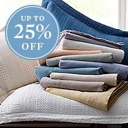 Feature: Linen Sale