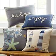 Feature: Summer Novelty Pillows