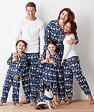 Featured Product: Family Flannel Pajamas