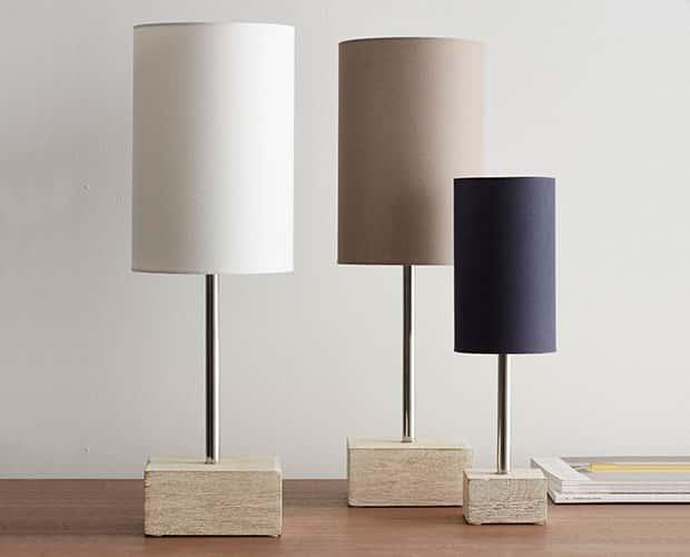 Tunnel Lamp – Table Lamp
