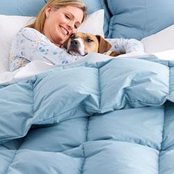 LaCrosse® RDS Certified Down Comforter