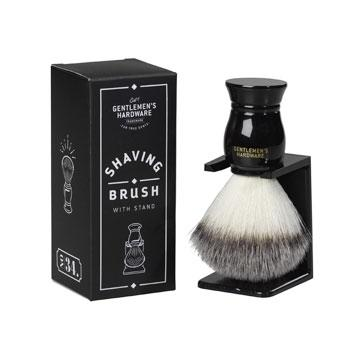 Gentlemen's Hardware Shave brush with stand
