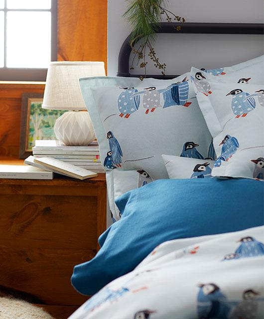 On Thin Ice 5 oz. Cotton Flannel Collection