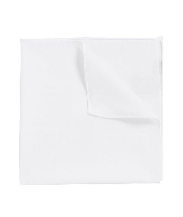 Mouchoir de poche en coton picture 1