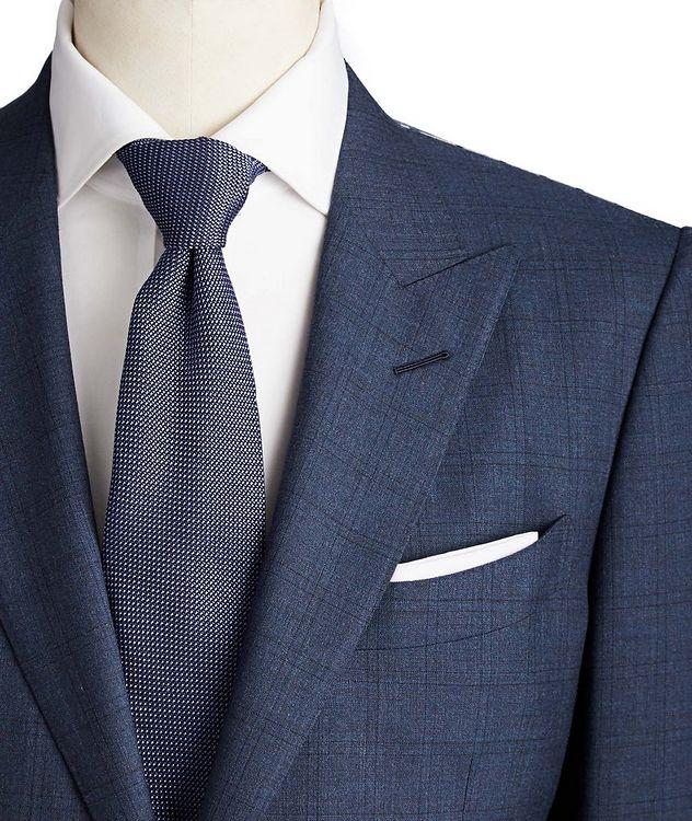 Tonal Check Suit picture 2