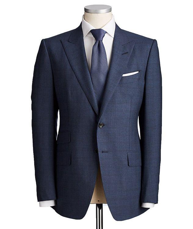 Tonal Check Suit picture 1