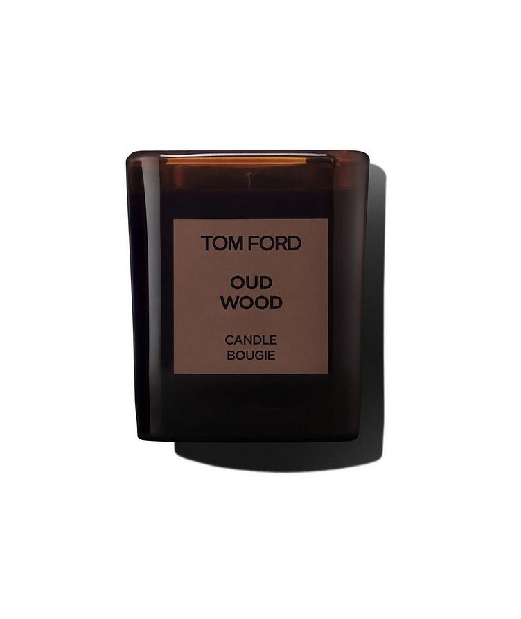 Oud Wood Candle image 0