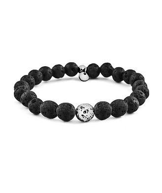 Tateossian London Lava Beads Bracelet